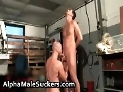Very hard core queer suck and fuck porn  gay video
