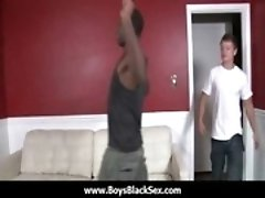 Hot black boys fuck white gay dudes hard 18