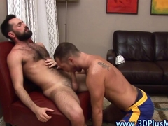 Studs tug and suck each other off