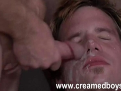 Jizz homosexual porn orgy with lots of fucking